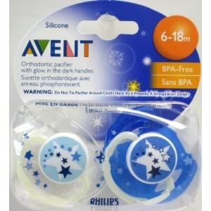 AVENT AMERICA Baby & Toddler - Pacifiers Case Pack 28 by Avent America [並行輸入品]