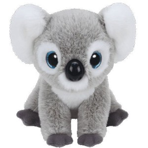 Ty Beanie Babies Kookoo the koala 6 inches Style 42128 New With Tag 15cm by TY Beanie