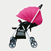 COZYデラックスベビーカー折りたたみキャリアライトウェイト COZY Deluxe Baby Stroller Folding Carrier light Weight 【並行輸入品】 (Pink...