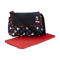 Disney Baby Mickey Mouse 3 Piece Infant Diaper Bag Set, Silhouettes by Disney