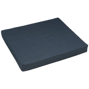Cover for Hermell Products WC4420 Standard Wheelchair Cushion, Navy by Hermell