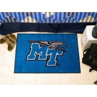 """Middle Tennessee State Starter Rug 20"""" """" x30"""""""