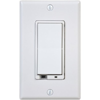 LINEAR - LINEAR WD1000Z-1 Z-Wave(R) Wall Dimmer by LINEAR