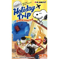 スヌーピー SNOOPY'S Holiday Trip -Go to America!- BOX商品 1BOX=8個入り、全8種類