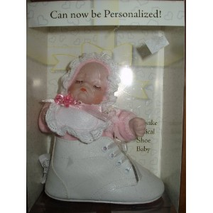 Keepsake Personalizable Musical Shoe Baby by Stephan Baby