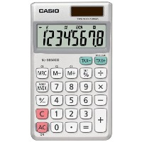 CASIO SL-305ECO POCKET CALCULATOR