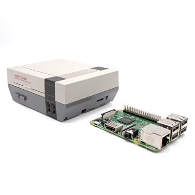 YIKESHU Raspberry Pi 3 Model B & NESPI CASE セット