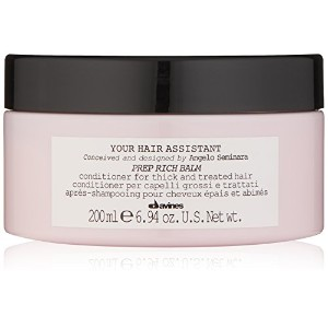 ダヴィネス Your Hair Assistant Prep Rich Balm Conditioner (For Thick and Treated Hair) 200ml/6.94oz並行輸入品