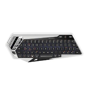 Mad Catz S.T.R.I.K.E.M Wireless Keyboard for Android,Windows Smart Devices, PC, Mac, and iOS 並行輸入品 ...