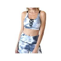アーバンリトリート urbanretreat Lace-up Perfect Sports Bra 2276406 チャコール M