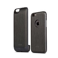 moshi mo-igio6-bk iGlaze Ion for iPhone 6/6s Steel Black