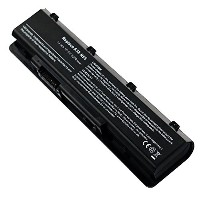 ノートパソコンのバッテリー Replacement Laptop Battery A32-N55 for ASUS N45 N55 N75 Series 11.1V 5200mAh Li-ion...