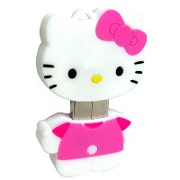 Hello Kitty 8GB USB Flash Drive (46209M) [並行輸入品]