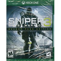 Xbox One 北米版 Sniper Ghost Warrior 3[City Interactive]《発売済・在庫品》