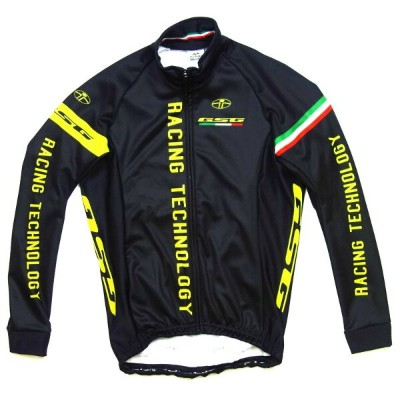 GSG RT-G Jacket Black/Yellow