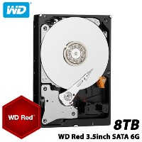 WD80EFZX [WD Red(8TB 3.5インチ SATA 6G 5400rpm 128MB)]