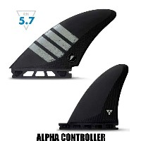FUTURES FIN ALPHA CONTROLLER アルファ コントローラー/クアッドフィン  4フィン ショートボードフィン サーフィン【コンビニ受取対応商品】【RCP】