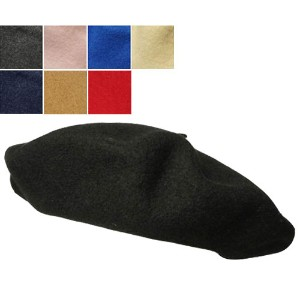 KANGOL カンゴール MODELAINE SHOWER PROOF BERET Black DKFlannel TeaRose Blueberry Flax Navy Camel Red...