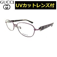 GUCCI(グッチ)GG8555J 4DY(52)クリアレンズ 度付き 近視 乱視 老眼鏡 ブルーライト【コンビニ受取対応商品】
