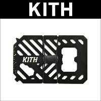 キス KITH 正規品 財布 マネークリップ KITH Financial Tool Multi Tool Wallet KH9150-100