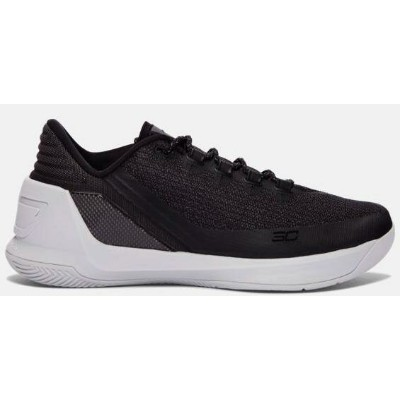 Under Armour Curry 3 Low メンズ Black/Gray アンダーアーマー カリー3 Stephen Curry ステフィン・カリー バッシュ