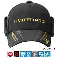 シマノ NEXUS・GORE WINDSTOPPER THERMAL CAP LIMITED PRO CA-116Q フリー リミテッドブラック