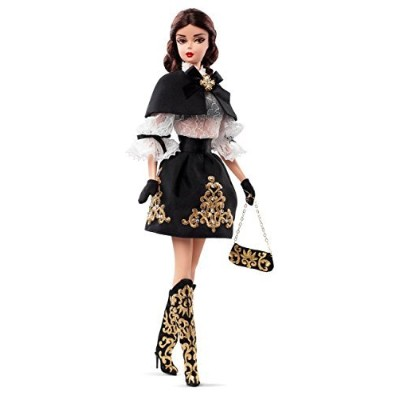 ホビー Barbie バービー Collector BMFC Black and Gold Dress Barbie doll ドール 人形