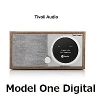 Tivoli Audio Model One Digital Walnut/Grey (ウォールナット グレイ)