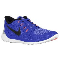 ナイキ レディース スニーカー シューズ Women's Nike Free 5.0 2015 Racer Blue/Chalk Blue/White/Black