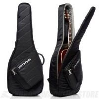 "MONO CASE M80 SAD-BLK ""Acoustic Guitar Sleeve"" (BLACK) 《アコギ用ギグバッグ》【送料無料】【名古屋店在庫品】【新品】【名古屋店在庫品】"