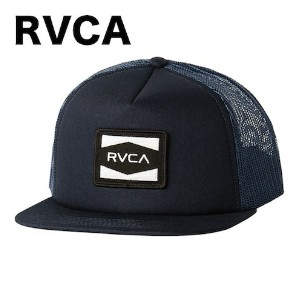 RVCA Injector Trucker Hat Cap Navy キャップ 並行輸入品