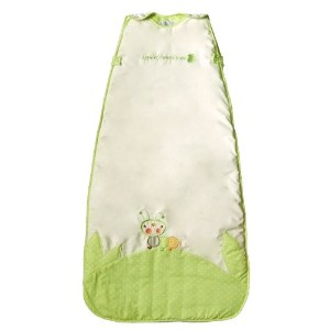 Limited Time Offer! The Dream Bag Baby Sleeping Bag Caterpillar 6-18 Months 1.0 TOG - Cream by The...