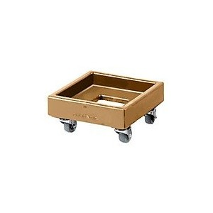 """Cambro ( cd1313157) 13"""" x 13""""プラスチックCamdolly–ForミルクCrates"""