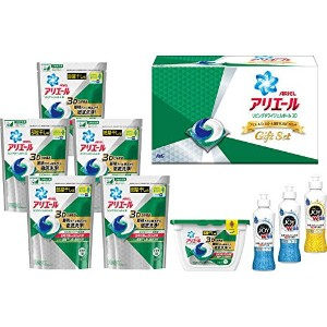 P&G アリエール ジェルボール 部屋干し用 ギフトセット (PGJH-50X-5400)