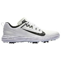 ナイキ メンズ ゴルフ シューズ・靴【Nike Lunar Command Golf Shoes】White/Black/White