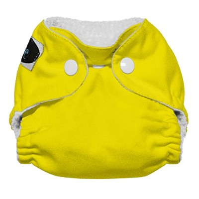 Imagine Baby Products Newborn Stay Dry All-In-One Snap Cloth Diaper, Marigold by Imagine Baby...