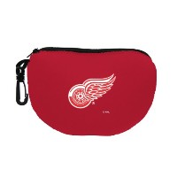 NHL Detroit Red Wingsグラブbag-electronicsケーブルバッグ