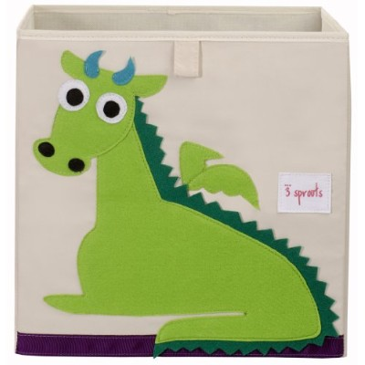 3 Sprouts Storage Box Dragon (並行輸入)