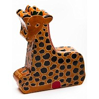 Cashbah Stretch - Giraffe by Unknown