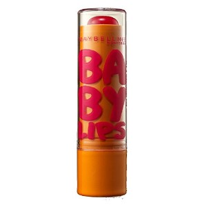 Maybelline New York Baby Lips Moisturizing Lip Balm, Cherry Me, 0.15 Ounce Cherry Me