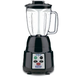 Waring商業bb185NuBlend Commercial Blender with 44-ounce Copolyesterコンテナ