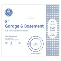 GE Circline Fluorescent Bulb, 22 Watts by GE