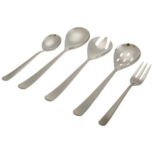 Herdmar Oslo 5-piece Serving Set シルバー