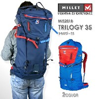 【10%OFF!】MILLET ミレー MIS2010 TRILOGY 35 トリロジー 35 バックパック リュック 35L
