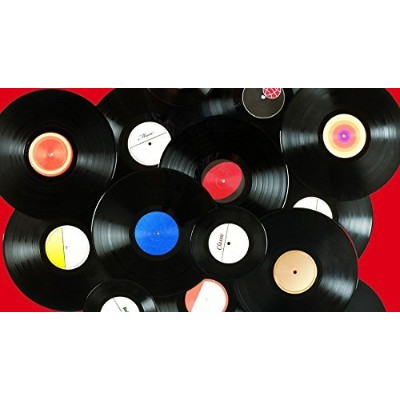 15 Real 12inch 33rpm Lp Records Arts & Crafts Decoration Party Artwork by Vinyl
