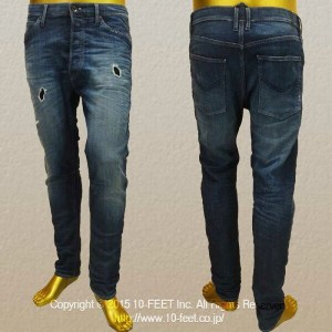 【あす楽】 WRIGHT'S 2K STANDARD PANTS W10010 MEN'S DENIM PANTS (メンズ デニム パンツ)