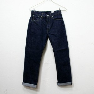 or slow 【オアスロウ】 - men's Original Standard 5P Denim#105 (one wash)【デニム・ジーンズ】