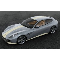 Amalgam Collection 1:18 フェラーリ 跳ね馬誕生70周年記念 限定モデルカー25. French Allure inspired by 1958 Ferrari 250 GT...