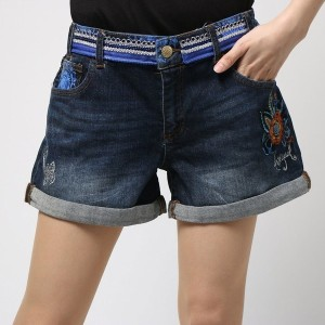 【SALE 50%OFF】デシグアル Desigual DENIM_KMITE REP (DENIM RAW)