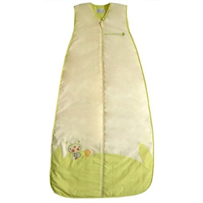 LIMITED TIME OFFER! The Dream Bag Children's Sleeping Bag Caterpillar 3-6 Years 2.5 TOG - Cream by...